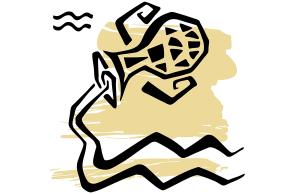 Signe astrologique du Verseau