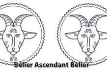 Bélier ascendant Bélier