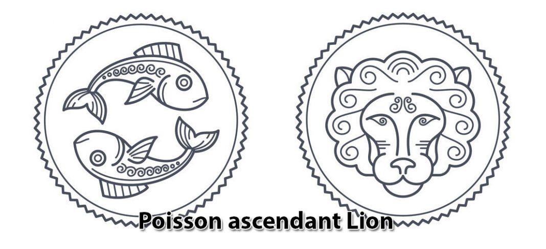 Poisson ascendant Lion