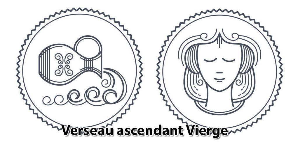 Verseau ascendant Vierge