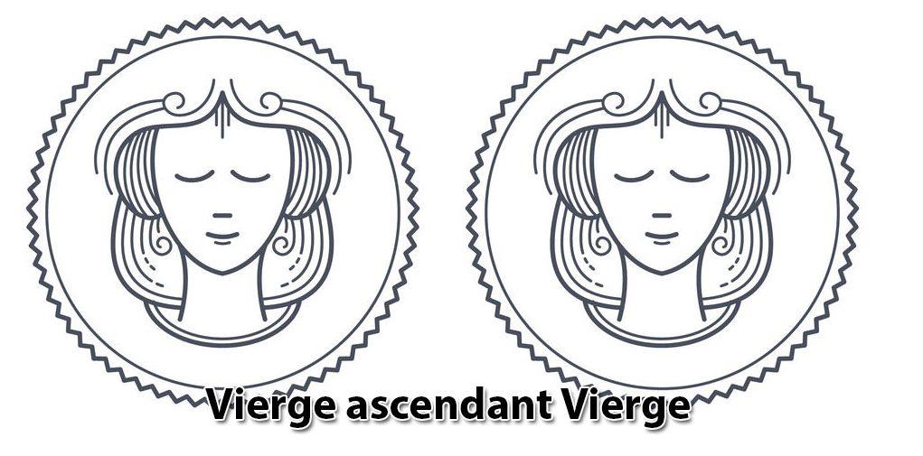 Vierge ascendant Vierge